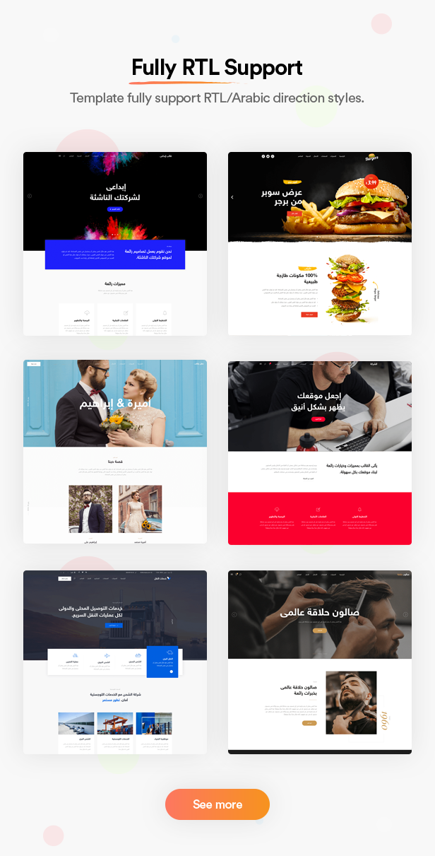Joo - Niche Multipurpose Joomla Template With Page Builder - 4